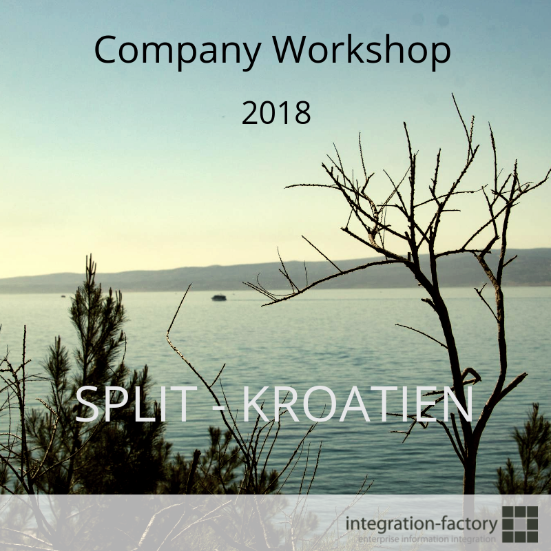 Company Workshop Split 2018