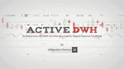 Whitepaper zum Aufbau eines Active Data Warehouse, Jetzt downloaden.